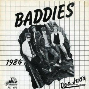BADDIES - don juan - PSI034