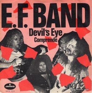 E.F.バンド - devil's eye - 6016033