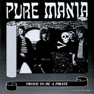 ピュア・マニア - proud to be a pirate - PM003