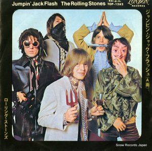 ザ・ローリング・ストーンズ - ジャンピン・ジャック・フラッシュ - TOP-1282