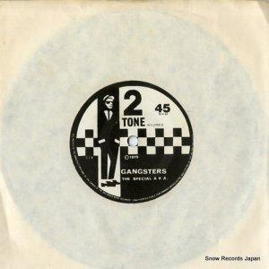 ザ・スペシャルA.K.A./ザ・セレクター - gangsters / the selecter - TT1/TT2