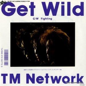 TMネットワーク - ゲット・ワイルド - 07.5H-347