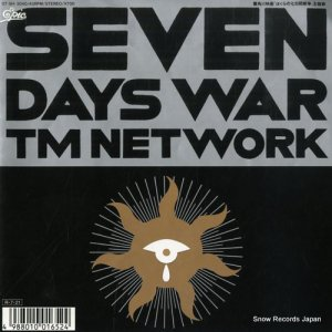 TM NETWORK - seven days war - 07.5H-3040
