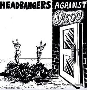 V/A - headbangers against disco 3 - PAR011