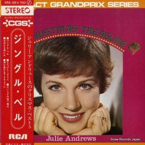 ジュリー・アンドリュース - クリスマス・ベスト5 - SRA-55
