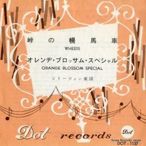 ビリー・ヴォーン楽団 - 峠の幌馬車 - DOT-1137