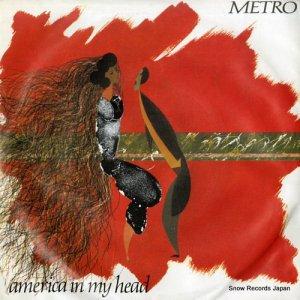 メトロ - america in my head - POSP280