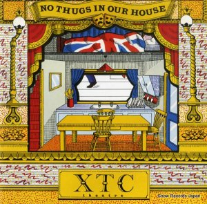 XTC - no thugs in our house - VS490