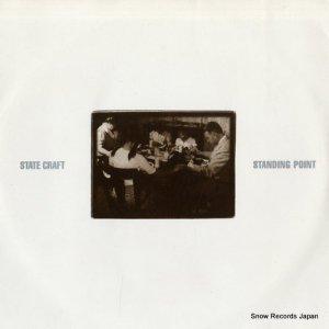 ステイト・クラフト / STANDING POINT - last hope / crutch - SL-004