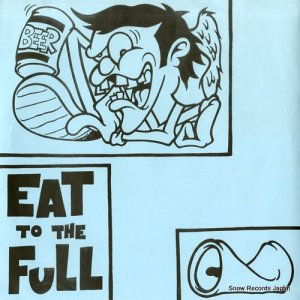 EAT TO THE FULL - funny face - ETTF-01