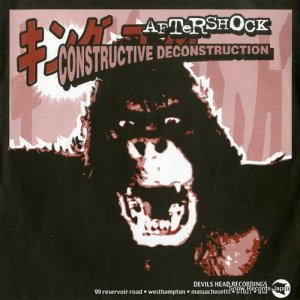 AFTERSHOCK - constructive deconstruction - DHR-03