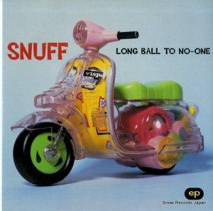 スナッフ - long ball to no-one - BLUFF026