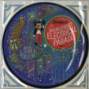 ディズニーランド - main street electrical parade - DE-1