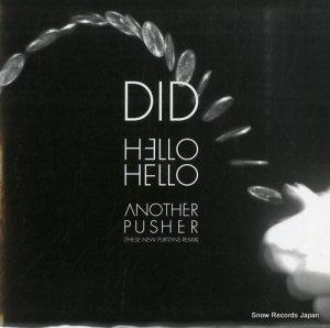 DID - hello hello - FR701
