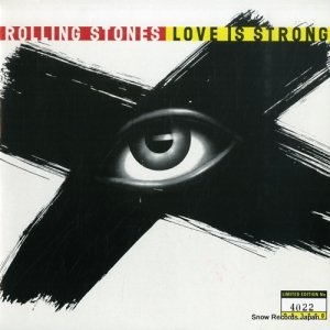 ザ・ローリング・ストーンズ - love is strong - VS1503