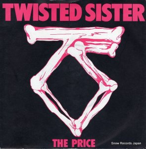 トゥイステッド・シスター - the price - A9591