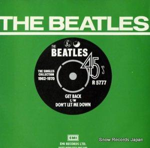 ザ・ビートルズ - the singles collection 1962-1970 - R5777