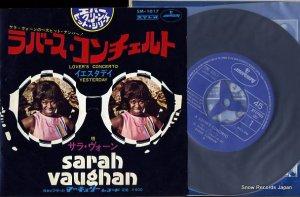 サラ・ヴォーン - ラバース・コンチェルト - SM-1017