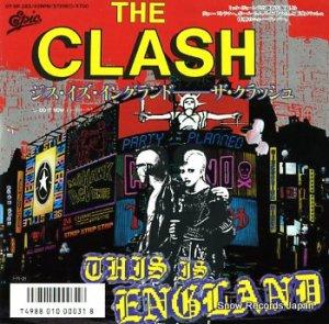 ザ・クラッシュ - ジス・イズ・イングランド - 07.5P-383