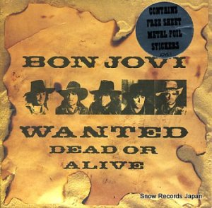 ボン・ジョヴィ - wanted dead or alive - JOVS1