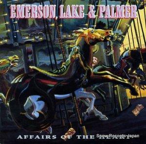 エマーソン・レイク&パーマー - affairs of the heart - LON327/869856-7