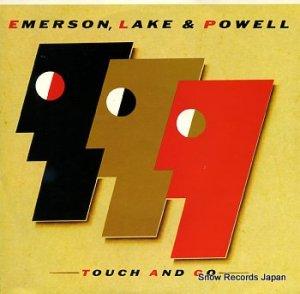 エマーソン・レイク&パウエル - touch and go - POSP804