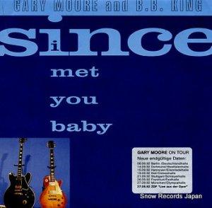 ゲイリー・ムーア &B.B.キング - since i met you baby - VS1423
