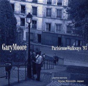 ゲイリー・ムーア - parisienne walkways '93 - VS1456
