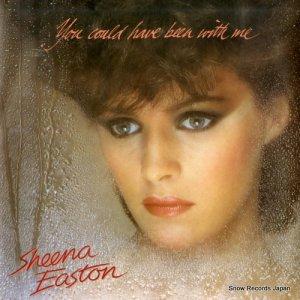 シーナ・イーストン - you could have been with me - EMI5252