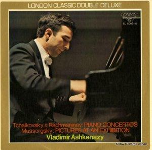ヴラディーミル・アシュケナージ - チャイコフスキー:ピアノ協奏曲第1番変ロ短調、作品23 - SL-5005-6