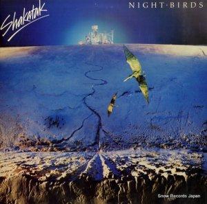 シャカタク - night birds - POLS1059
