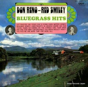 ドン・レノ&レッド・スマイリー - レノとスマイリーのブルーグラス・ヒット - SJET-8346(M)