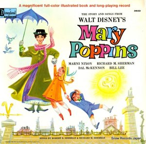 V/A - the story and songs from walt disney's mary poppins - DISNEYLAND3922 (#105253)