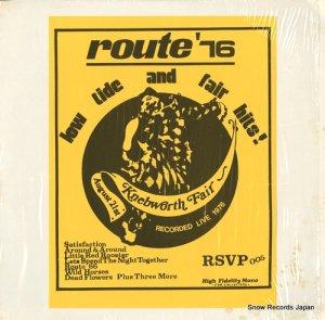 ザ・ローリング・ストーンズ - route '76 - RSVP005