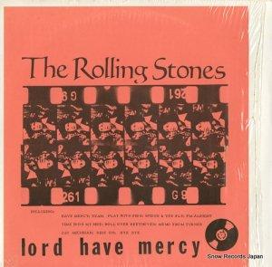 ザ・ローリング・ストーンズ - lord have mercy - WEC3948
