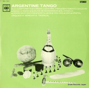 セレナータ・トロピカル楽団 - 情熱のアルゼンチン・タンゴ - HML-114-C
