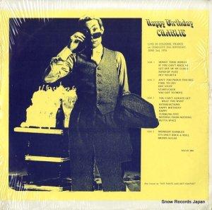ローリング・ストーンズ - happy birthday charlie - R.S.V.P.004