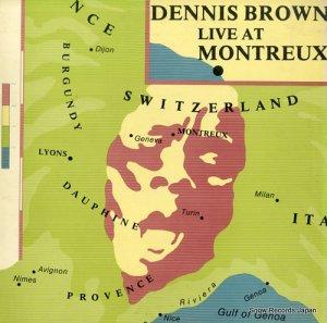 デニス・ブラウン - ライヴ・アット・モントルー'79 - P-10756J
