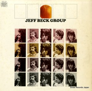 ジェフ・ベック - jeff beck group - ECPL-33