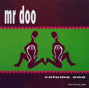 V/A - mr doo volume one - MDLP001