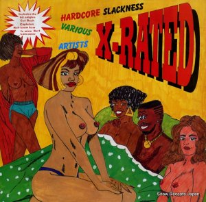 V/A - x-rated - BLP005