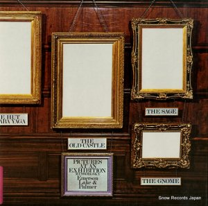 エマーソン・レイク&パーマー - pictures at an exhibition - SD19122