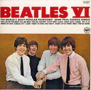 ザ・ビートルズ - ビートルズ vi - AP-80035
