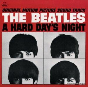 ザ・ビートルズ - a hard day's night - SW-11921