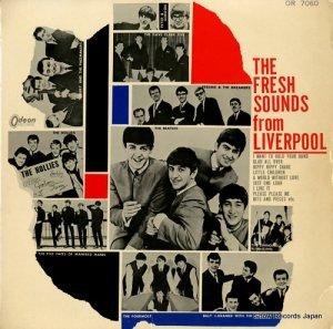 ザ・ビートルズ - リヴァプールの若者たち - OR-7060