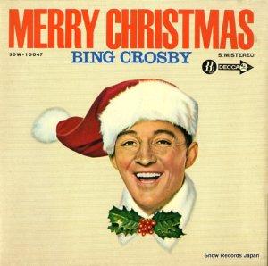 ビング・クロスビー - メリー・クリスマス - SDW-10047