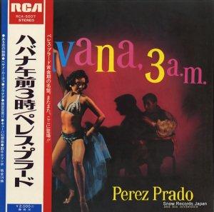 ペレス・プラード - ハバナ午前3時 - RCA-5007