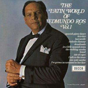 エドムンド・ロス - the latin world of edmundo ros vol.1 - SPA-71