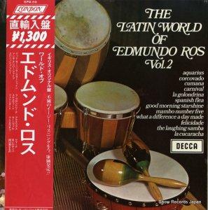 エドムンド・ロス - ワールド・オブ・エドムンド・ロス - SPA-59