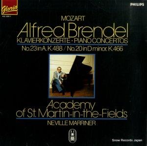 アルフレッド・ブレンデル - モーツァルト:ピアノ協奏曲第20番ニ短調 - FG-5003/412635-1